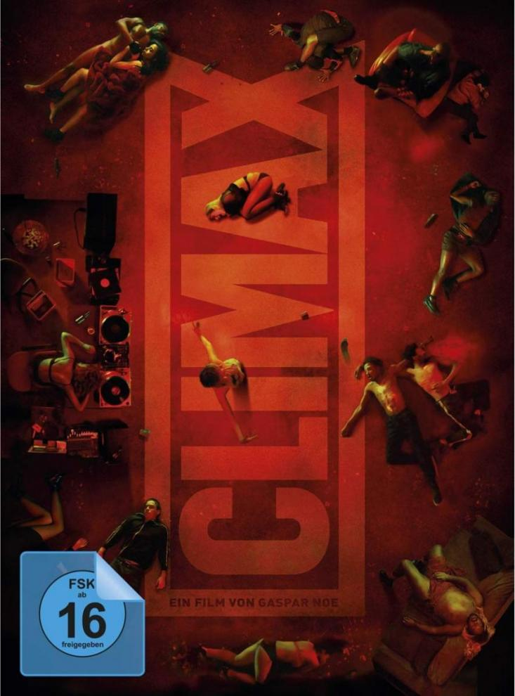 Climax - Limited Mediabook Edition BR+DVD